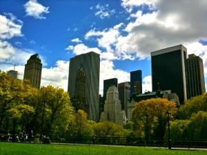 A YOFA Stroll through Central Park